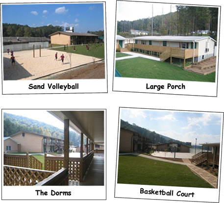 Georgia Boarding School. The school provides a structured schedule as well ...
